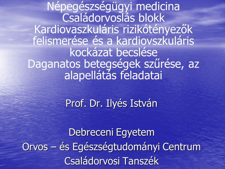 Orvos – és Egészségtudományi Centrum