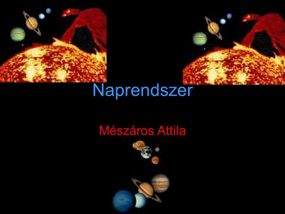 Naprendszer Mészáros Attila