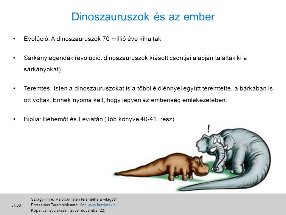 Dinoszauruszok és az ember