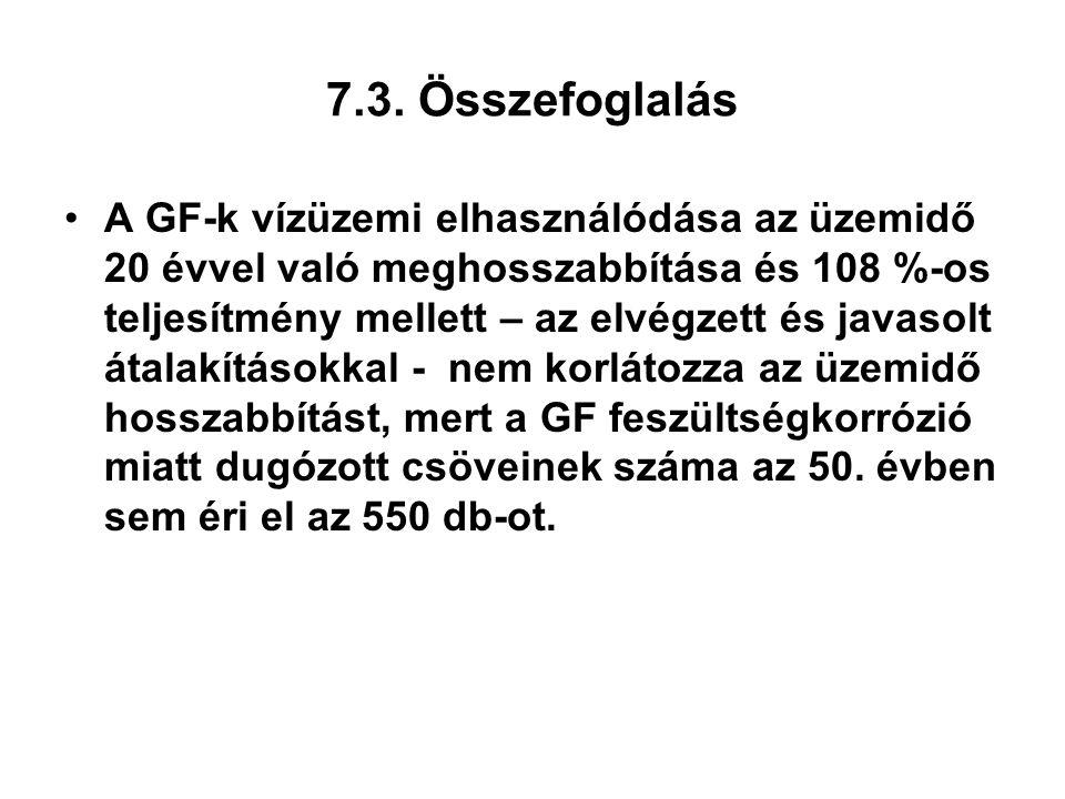 7.3. Összefoglalás
