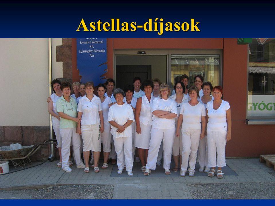 Astellas-díjasok