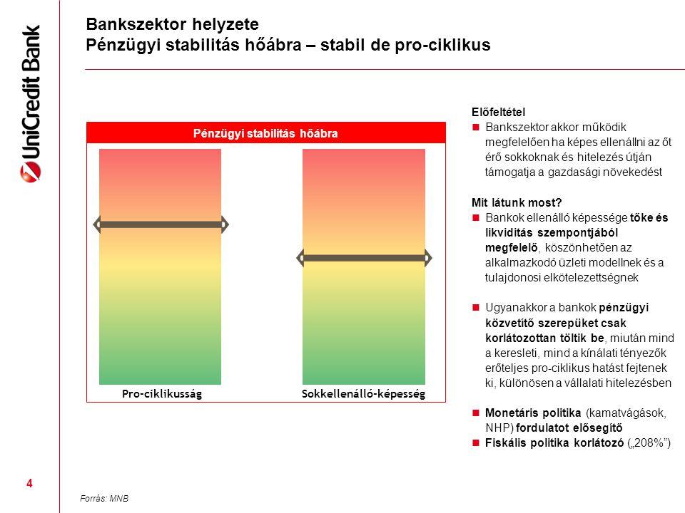 Pénzügyi stabilitás hőábra