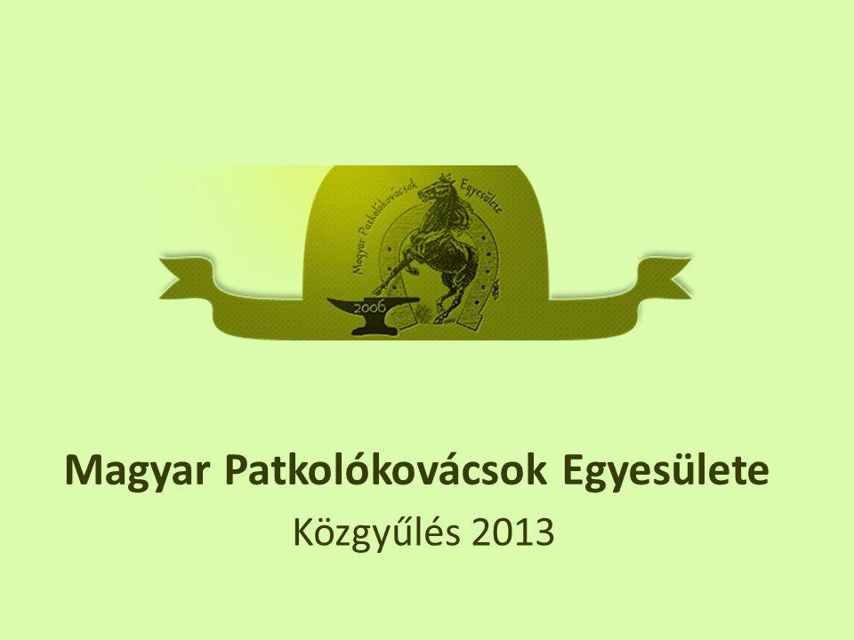 Magyar Patkolókovácsok Egyesülete