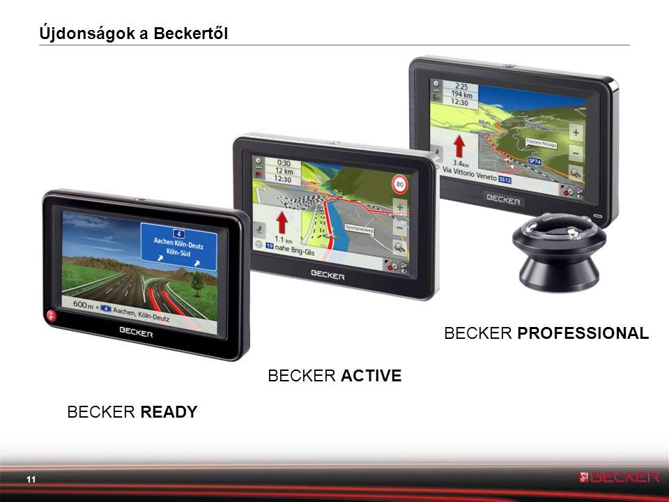 Újdonságok a Beckertől