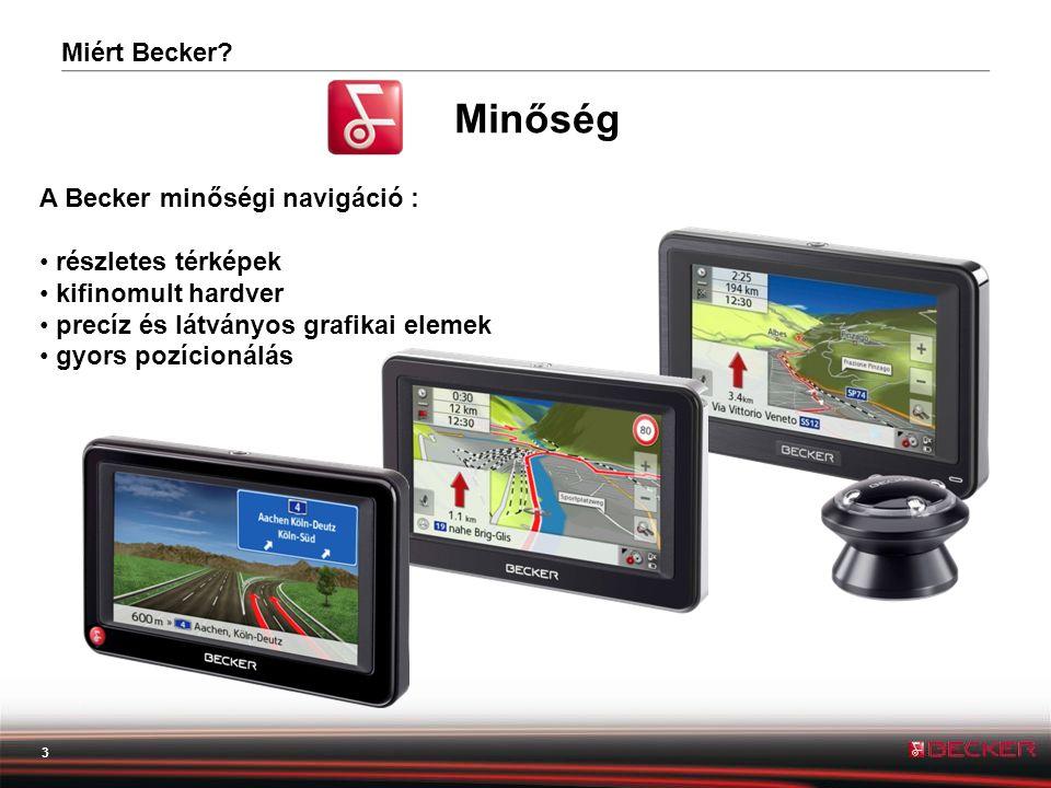 Minőség Miért Becker A Becker minőségi navigáció : részletes térképek