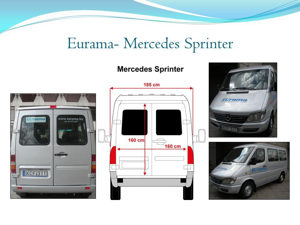 Eurama- Mercedes Sprinter