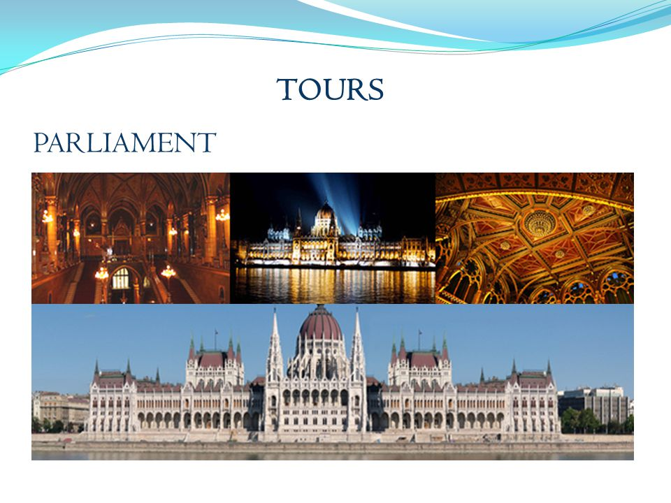 TOURS PARLIAMENT
