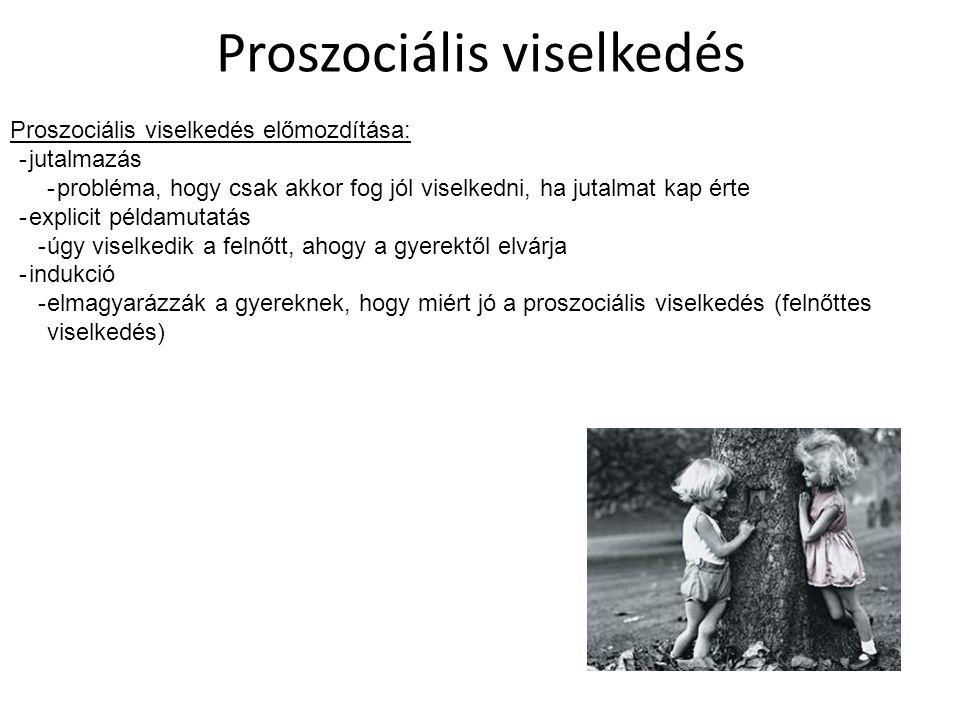 Proszociális viselkedés