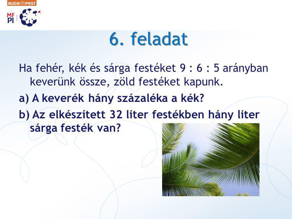 6. feladat
