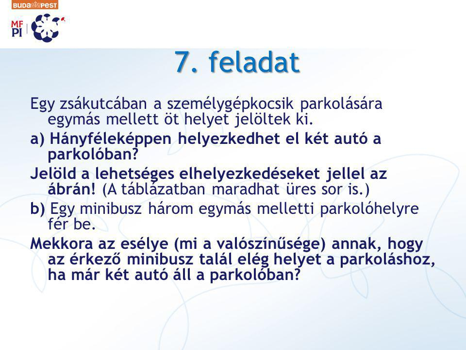 7. feladat