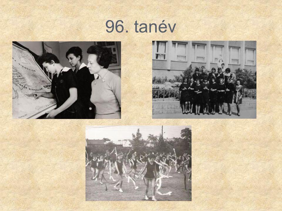 96. tanév
