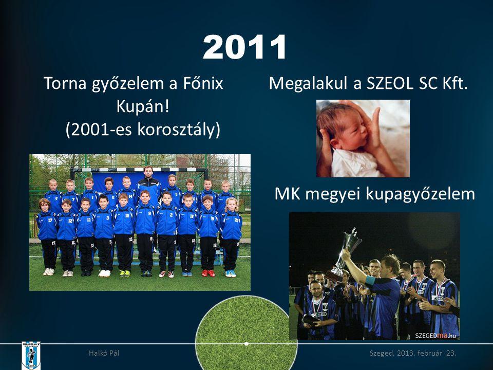 2011 Torna győzelem a Főnix Kupán! (2001-es korosztály)