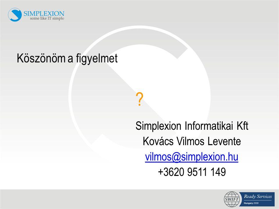 Simplexion Informatikai Kft