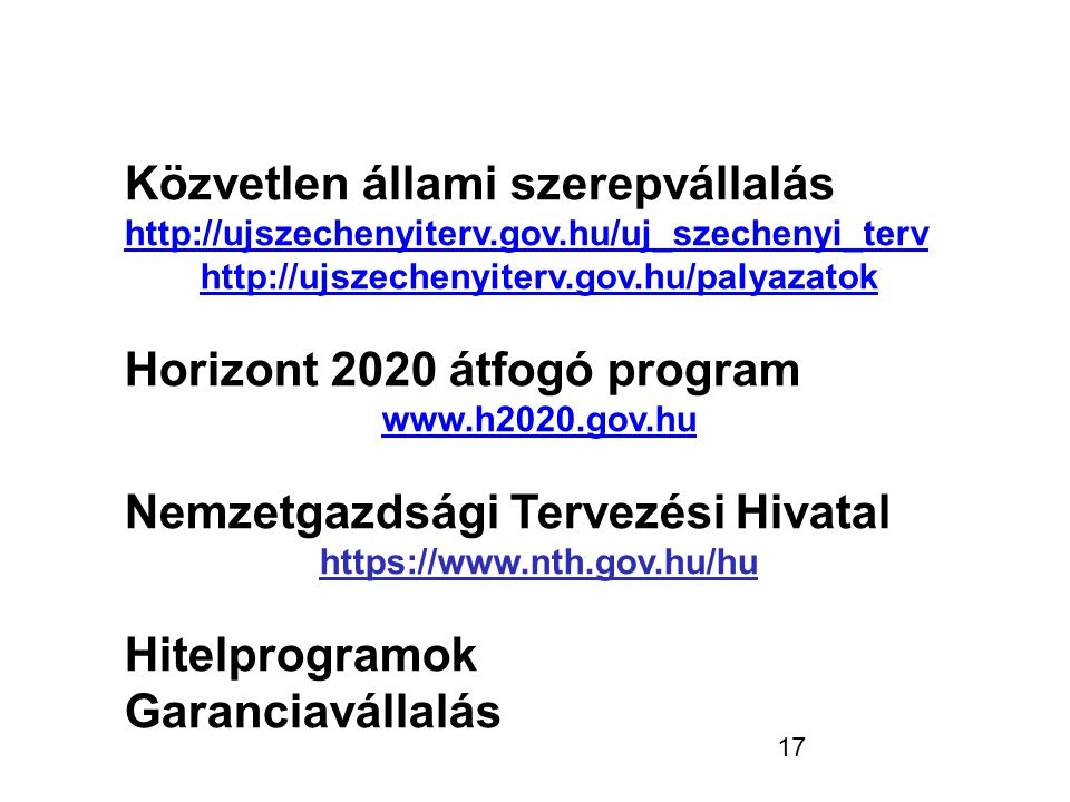 Horizont 2020 átfogó program