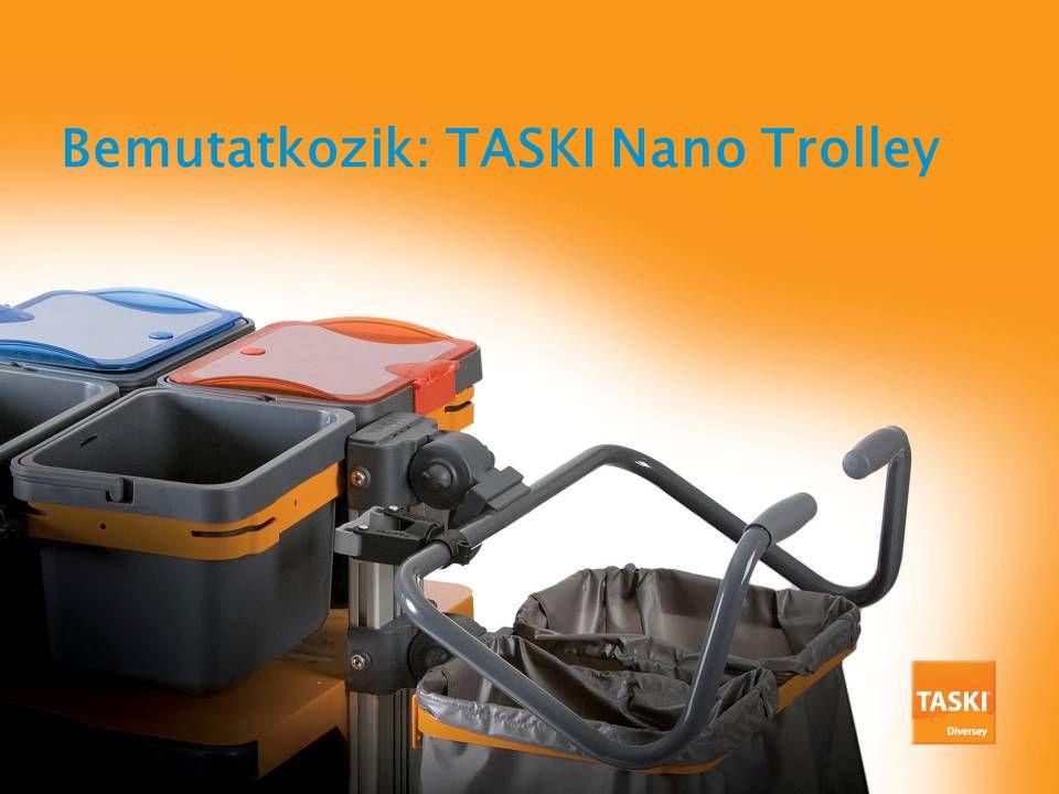 Bemutatkozik: TASKI Nano Trolley