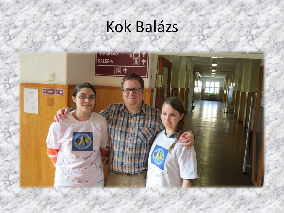 Kok Balázs