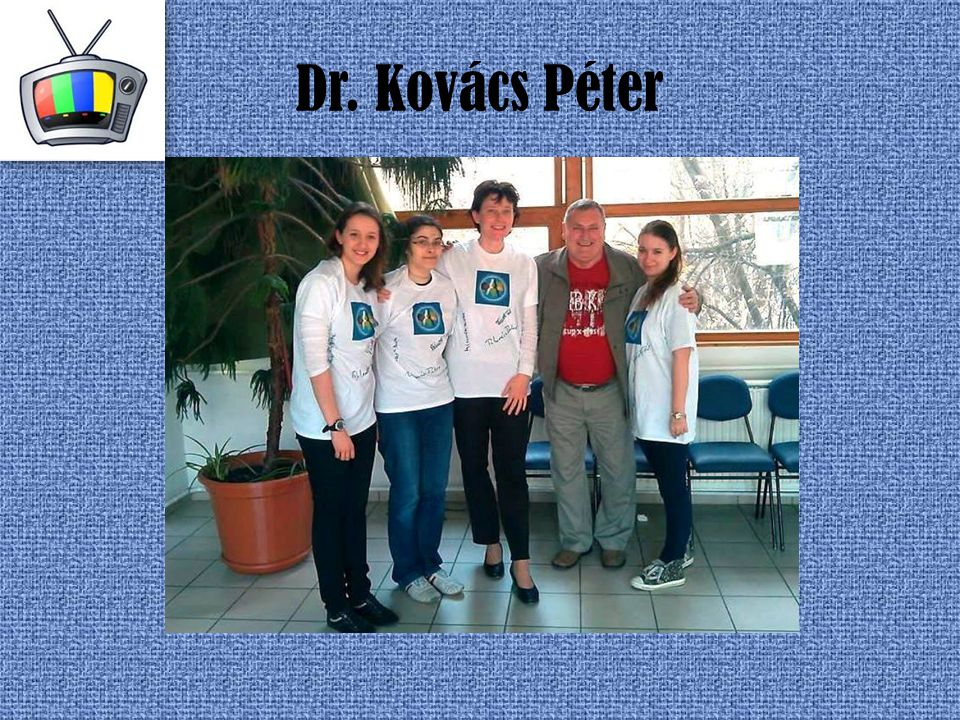 Dr. Kovács Péter