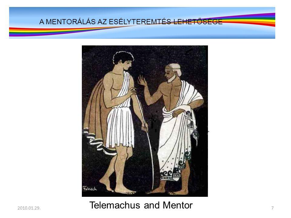 Telemachus and Mentor Telemachus and Mentor