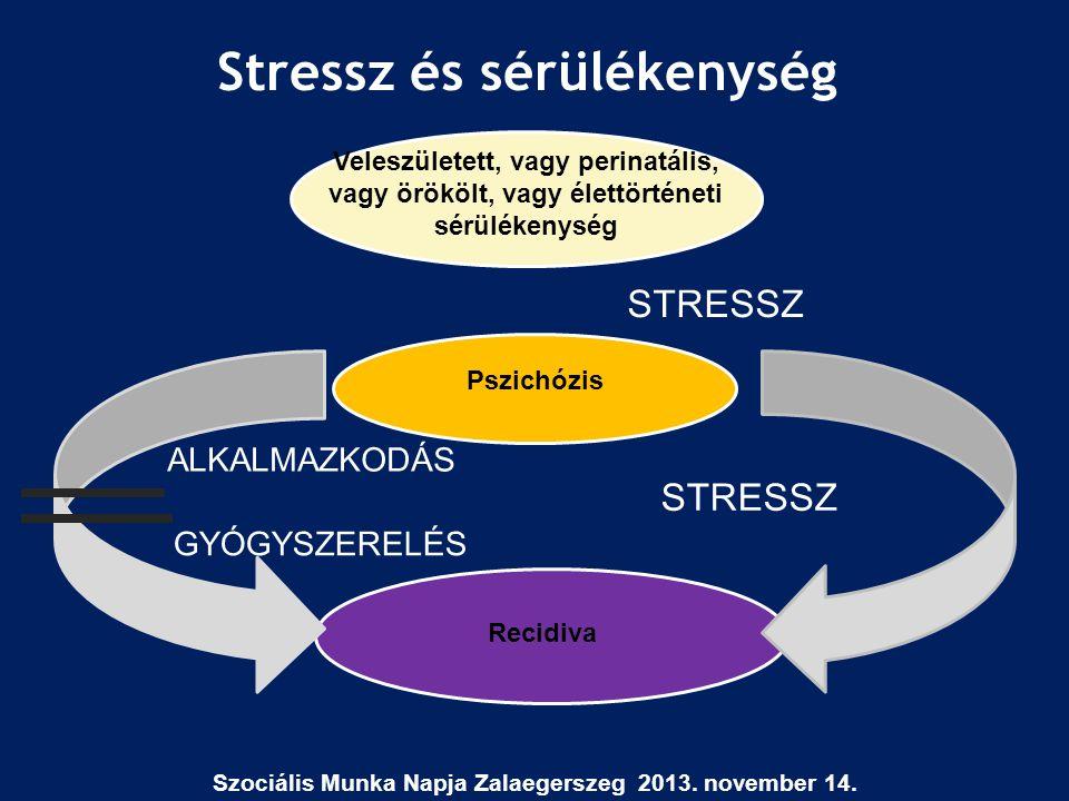 Stressz és sérülékenység