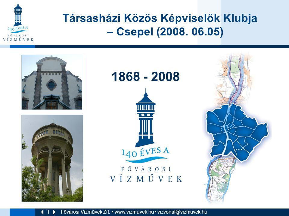 Társasházi Közös Képviselők Klubja – Csepel (2008. 06.05)