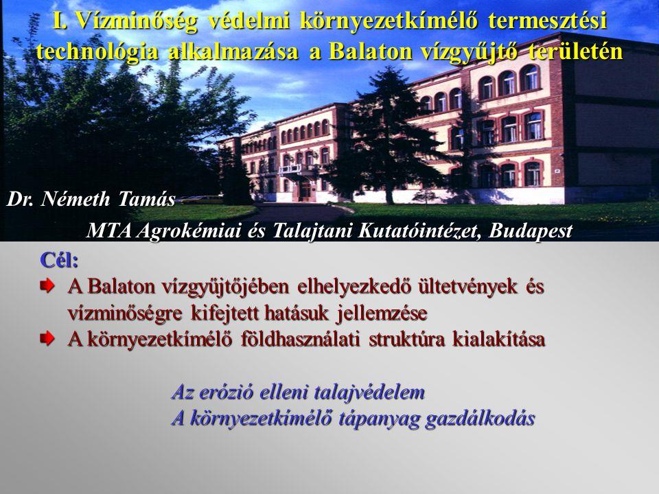 MTA Agrokémiai és Talajtani Kutatóintézet, Budapest