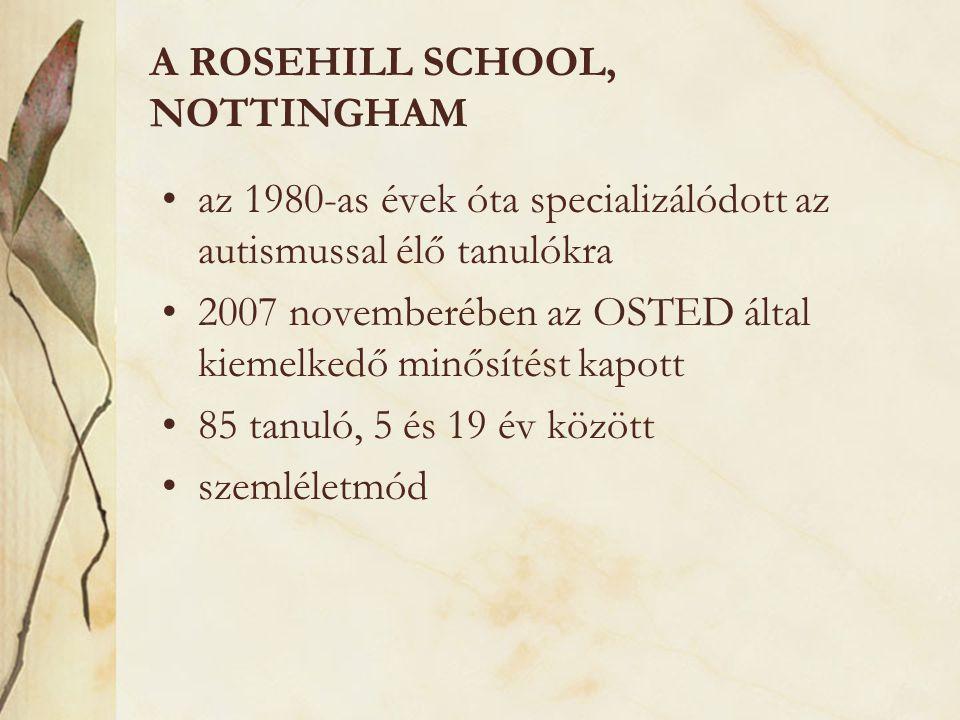 A Rosehill School, Nottingham