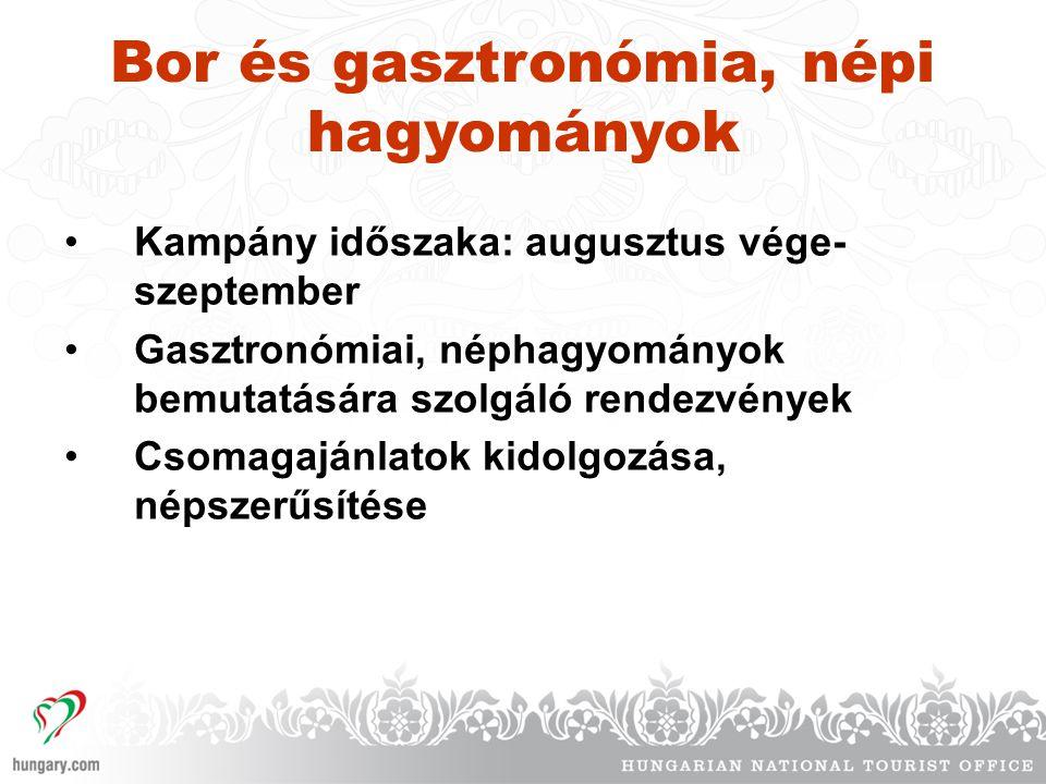 Bor és gasztronómia, népi hagyományok