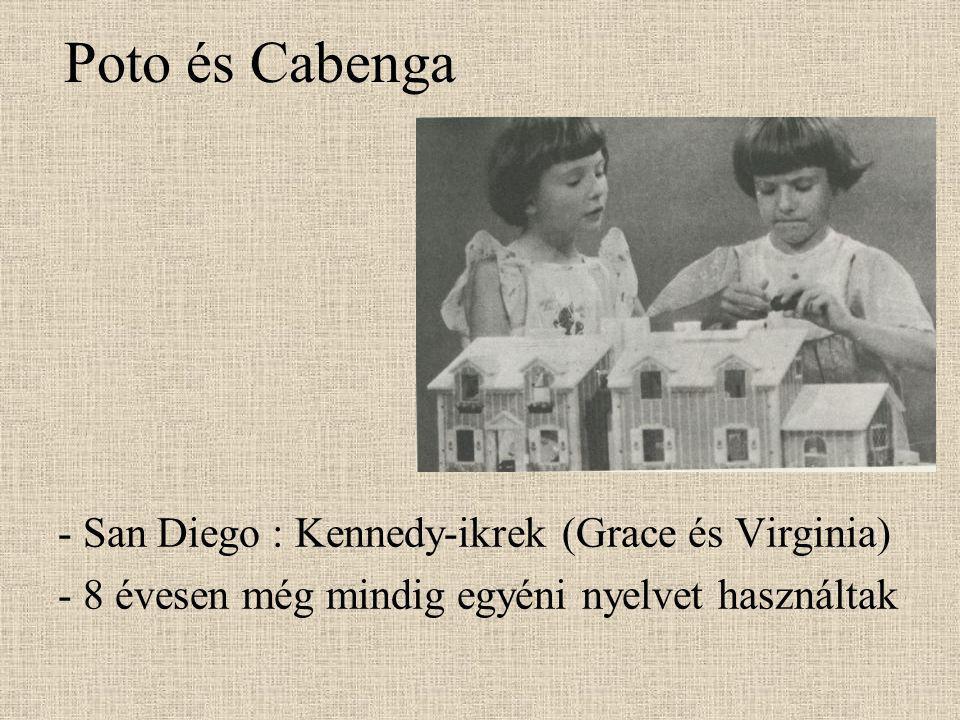 Poto és Cabenga - San Diego : Kennedy-ikrek (Grace és Virginia)