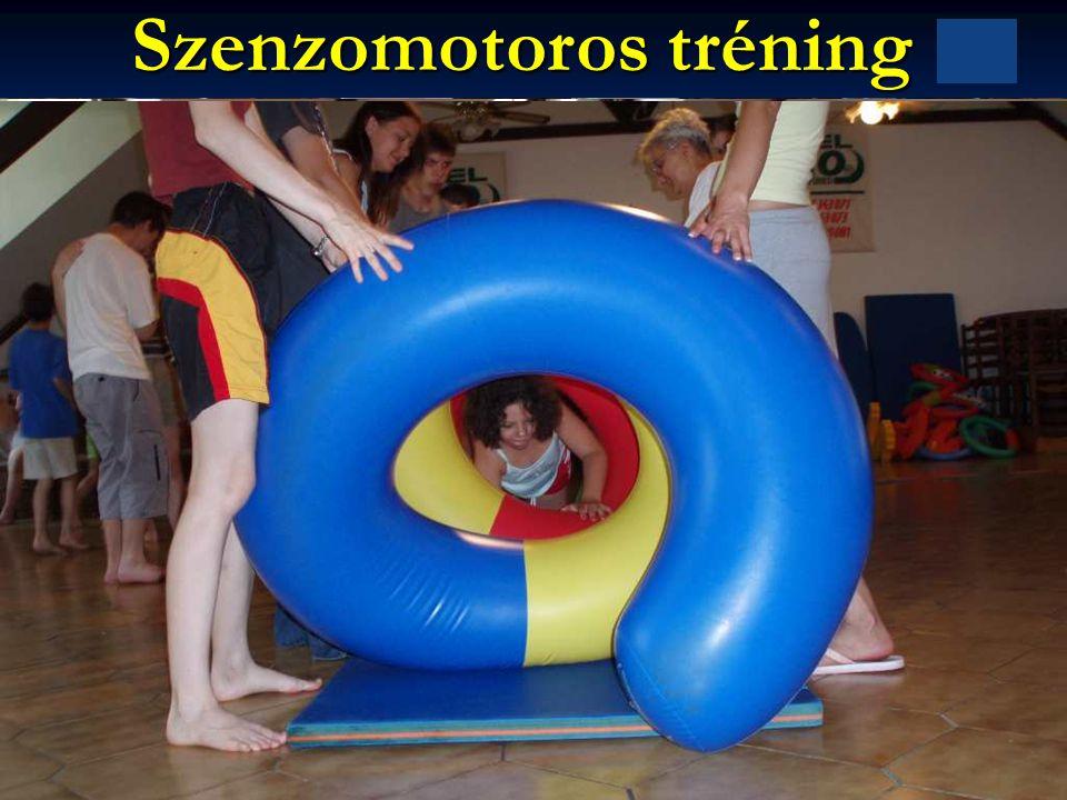 Szenzomotoros tréning