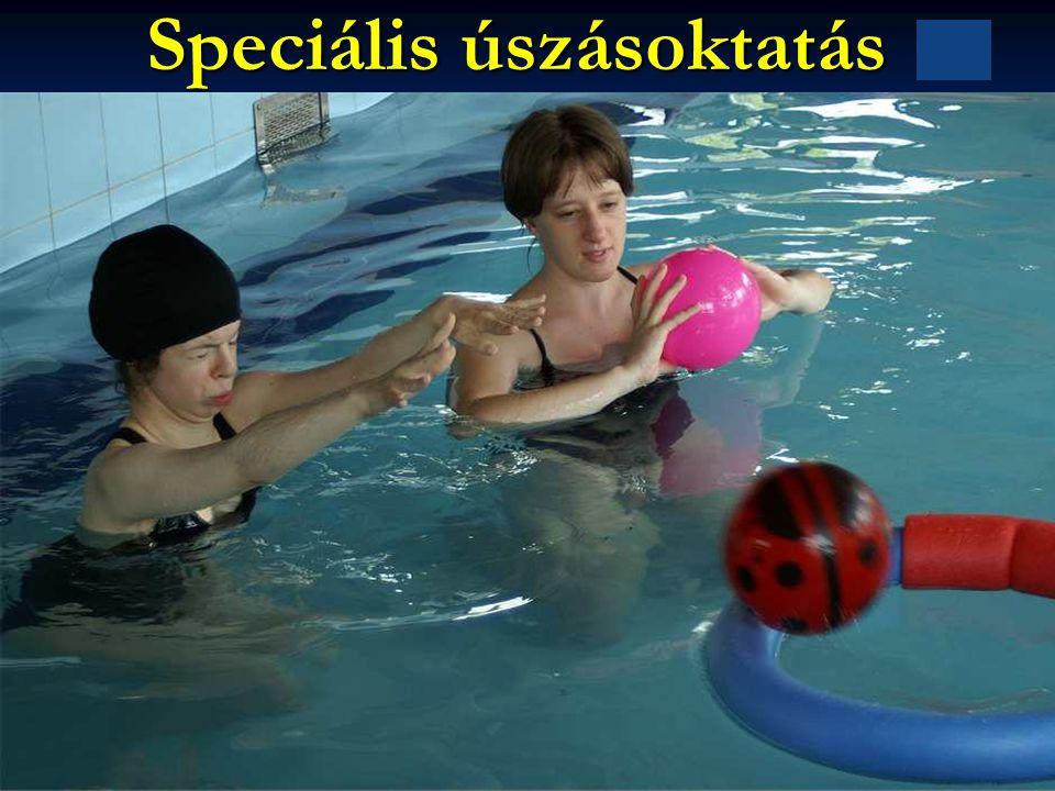 Speciális úszásoktatás