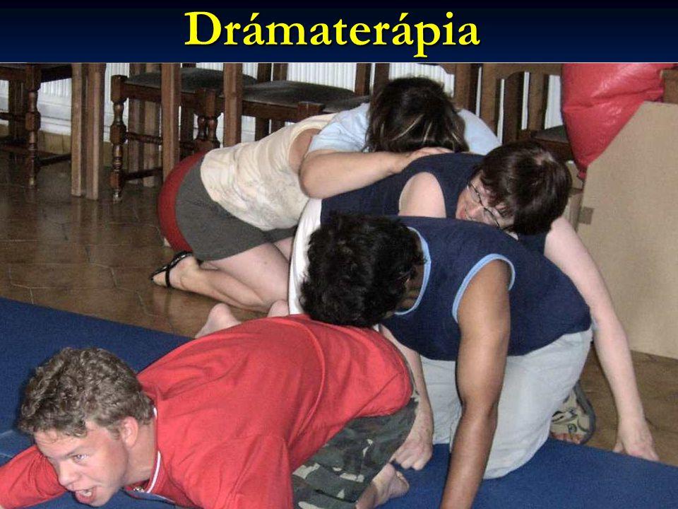 Drámaterápia