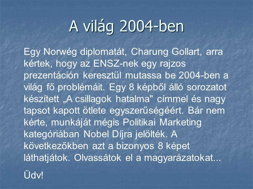A világ 2004-ben