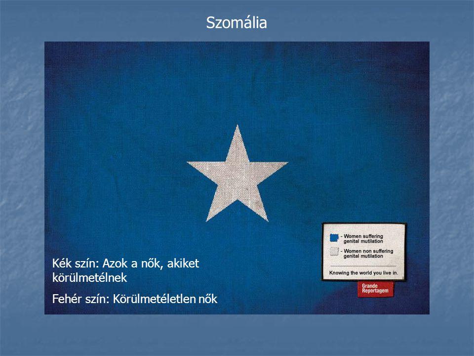 Szomália Kék szín: Azok a nők, akiket körülmetélnek