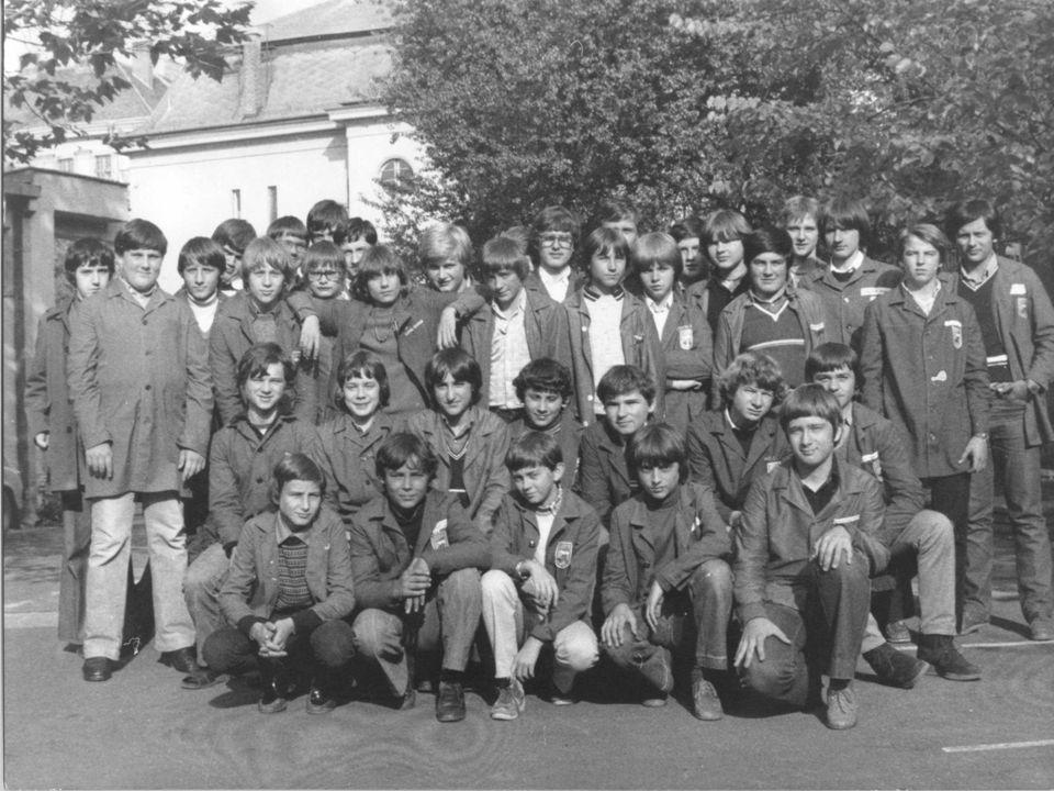 KEZDETEK 1980