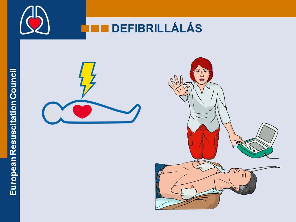 DEFIBRILLÁLÁS