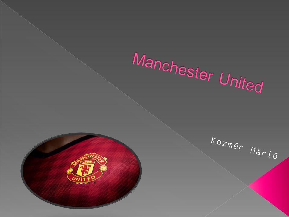 Manchester United Kozmér Márió