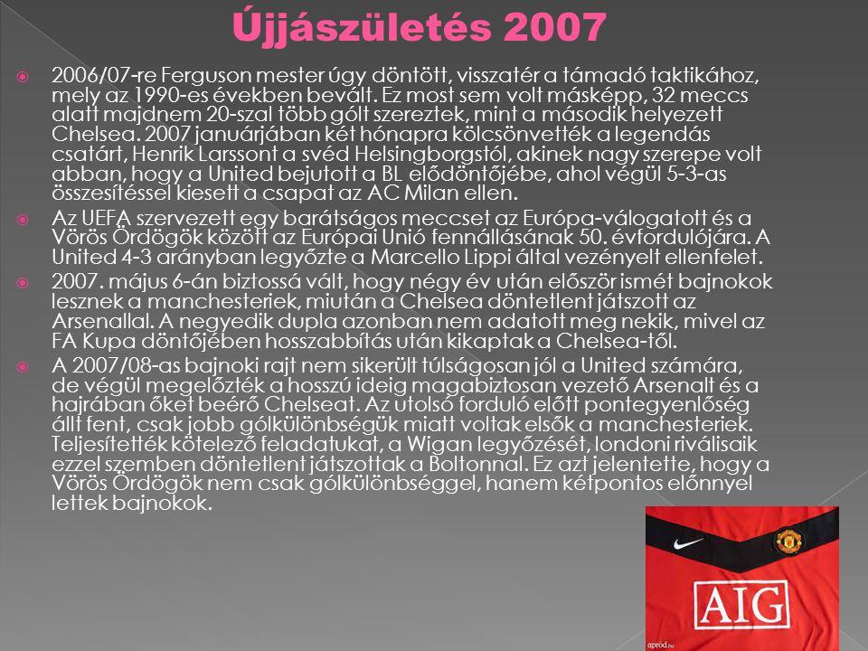 Újjászületés 2007