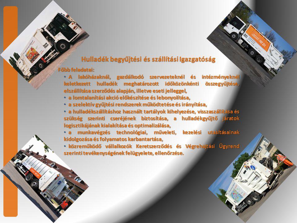 Hulladék begyűjtési és szállítási Igazgatóság