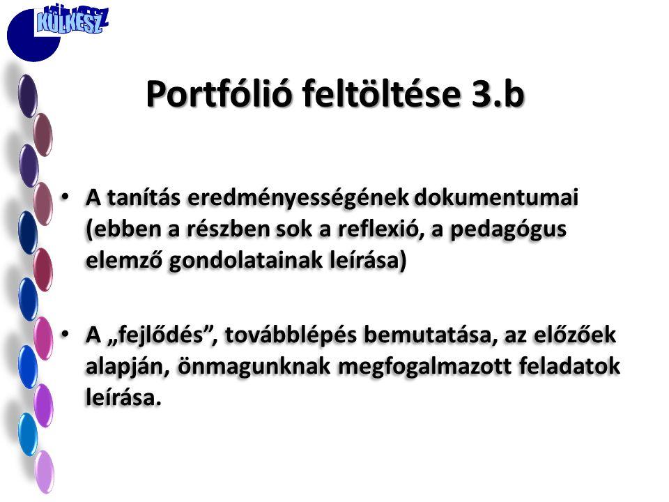 Portfólió feltöltése 3.b