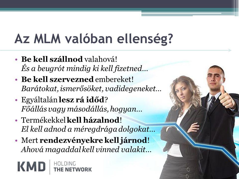 Az MLM valóban ellenség
