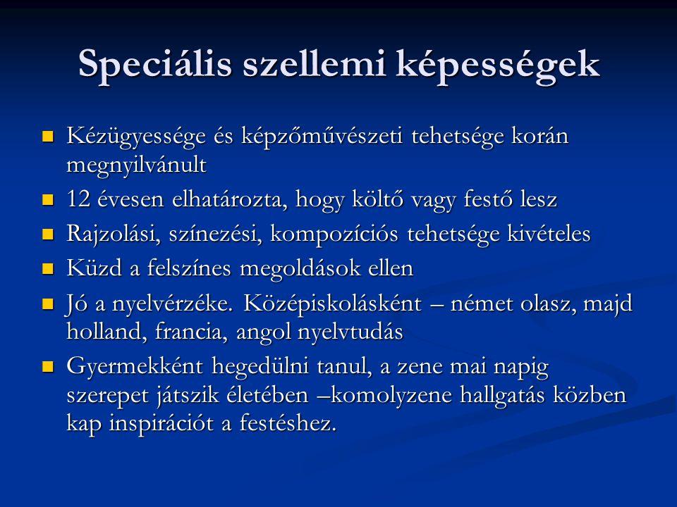 Speciális szellemi képességek