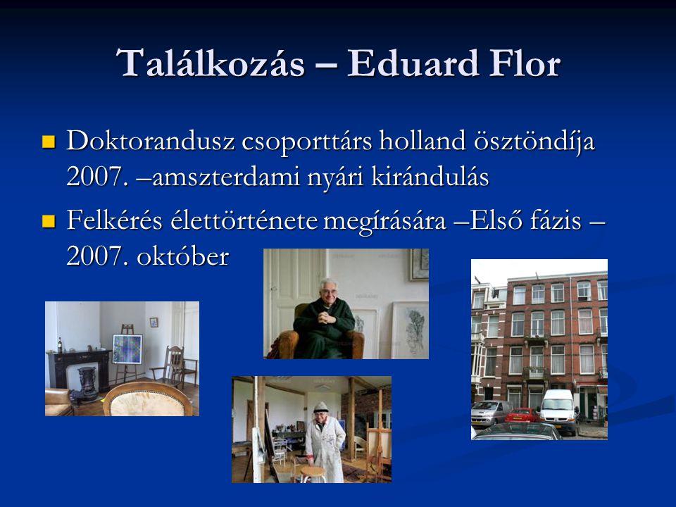 Találkozás – Eduard Flor