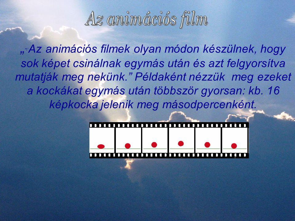 Az animációs film