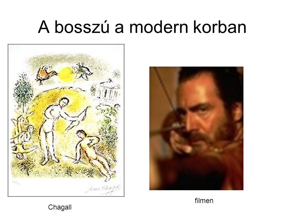 A bosszú a modern korban