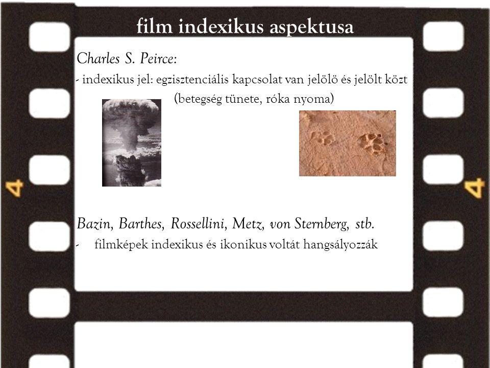 film indexikus aspektusa