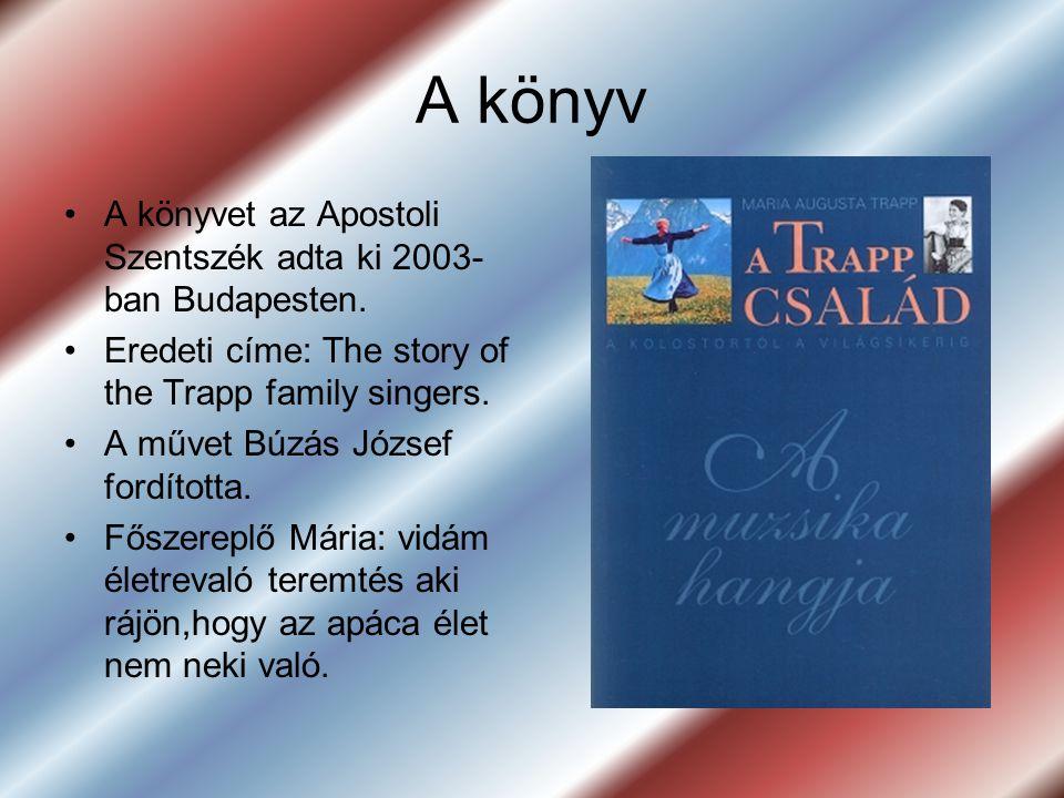 A könyv A könyvet az Apostoli Szentszék adta ki 2003-ban Budapesten.