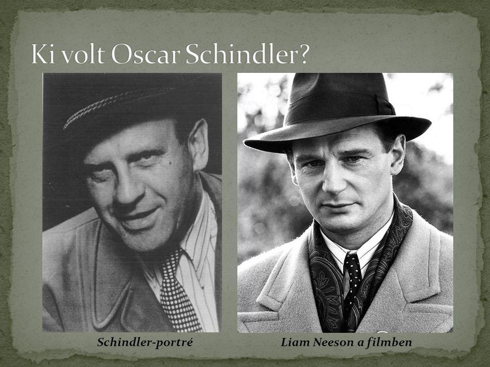 Ki volt Oscar Schindler
