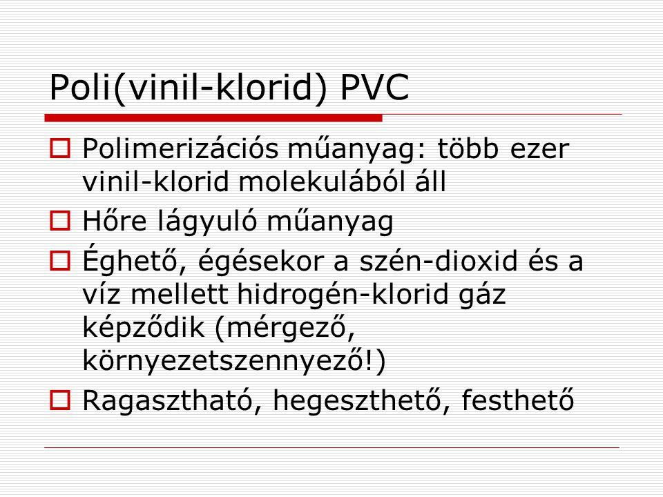 Poli(vinil-klorid) PVC