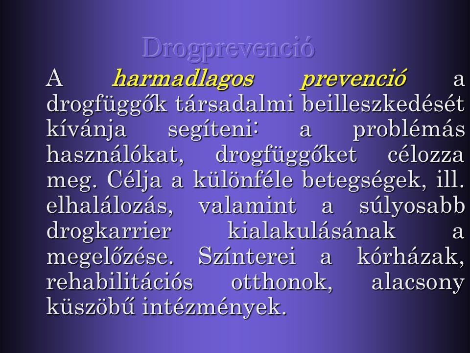 Drogprevenció