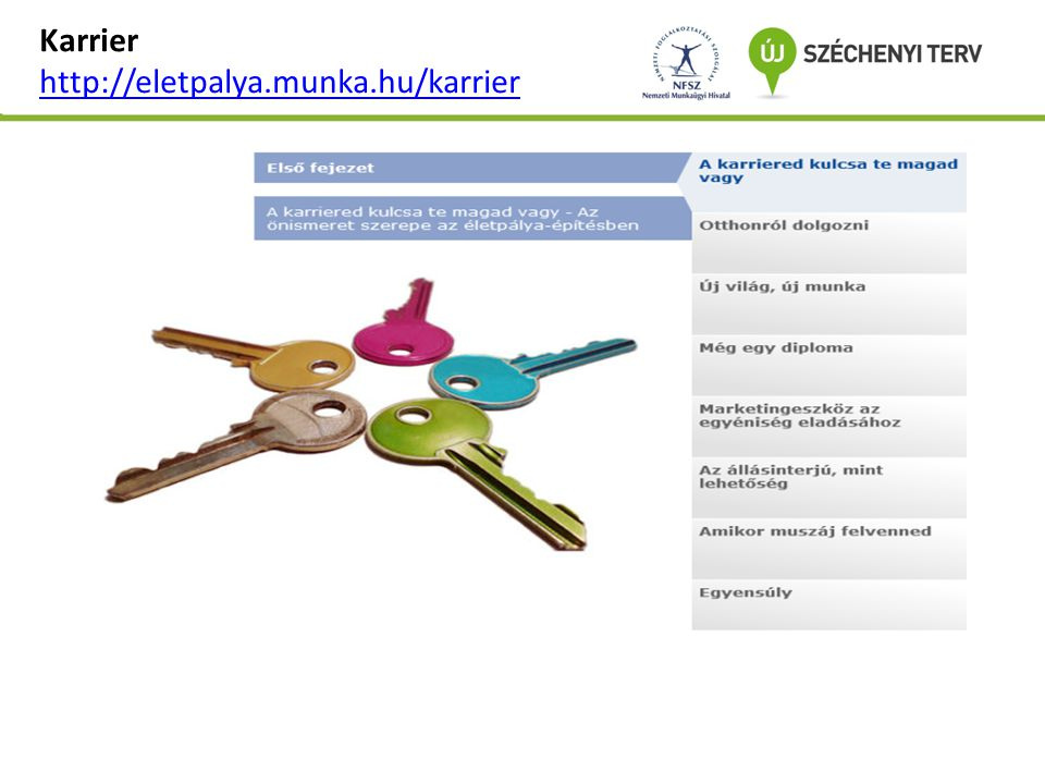 Karrier http://eletpalya.munka.hu/karrier